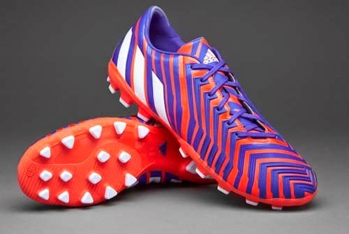 2015 New Adidas Predator with Solar Red and Night Flash