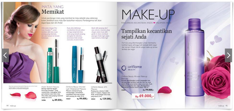 makeup sales
