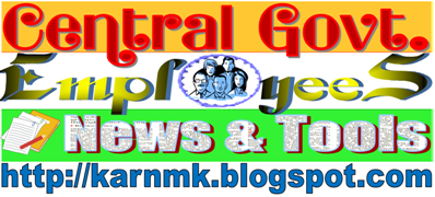 Central Government Employee News & Tools