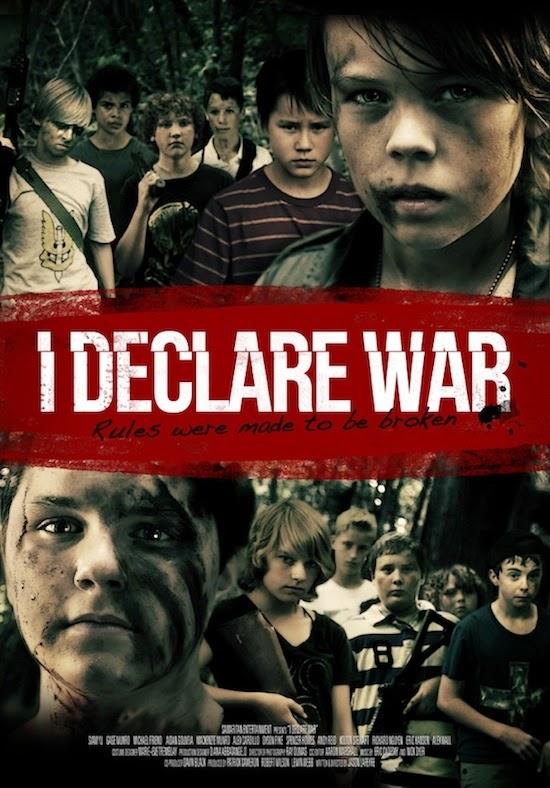 I Declare War 2012