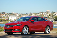 2014 Chevrolet Impala 2LT at Heiser Chevrolet