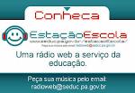RÁDIO WEB: ESTAÇÃO ESCOLA