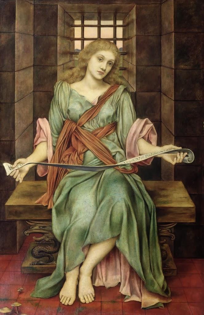 Victorian british painting evelyn de morgan for The morgan