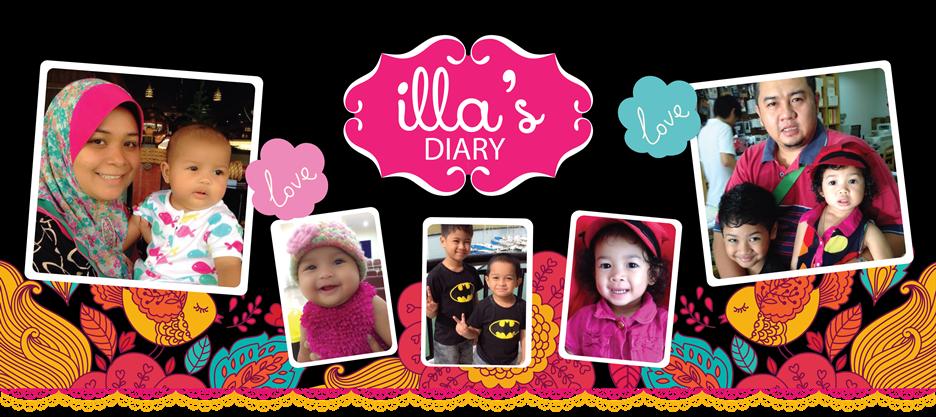 ~ iLLa's Diary ~