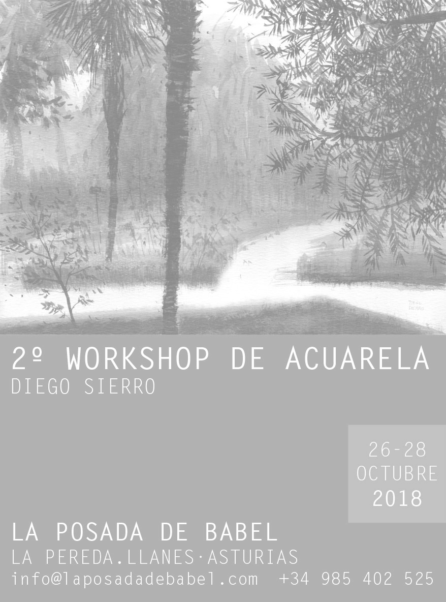 WORKSHOP EN LA PEREDA