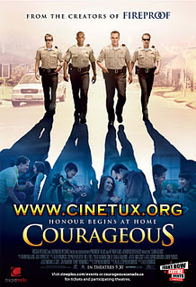 Poster de Courageous