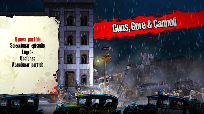 Guns, Gore & Cannoli Multilenguaje (Castellano)