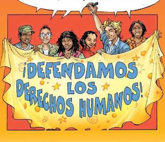 Conocer y defender los Derechos Humanos es el A,E,I.O,U de la Dignidad Humana.