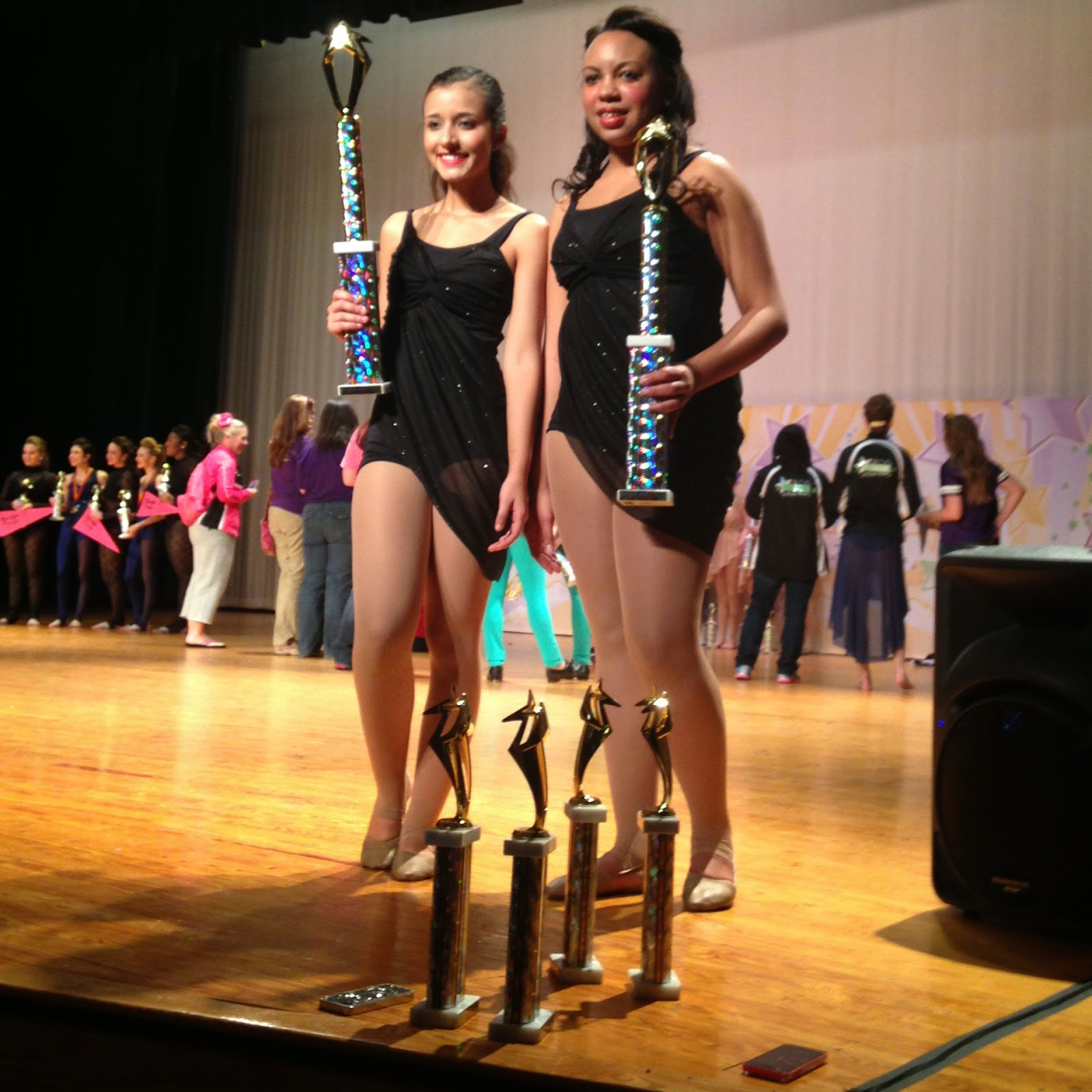 competitive dance charlotte