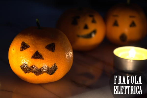 Zucchette di Halloween