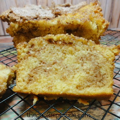 Easy Amish Cinnamon Bread