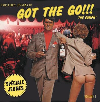 V.A. - GOT THE GO!!! VOL.1 (2008)