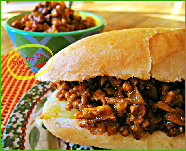 Caribbean Sloppy Joes Recipe, Let's not forget our older kids in Junior High and High School, even the ones going back to college, let's treat them to this new Bold Flavor. Sweet and Spicy is sure to wake their taste buds!