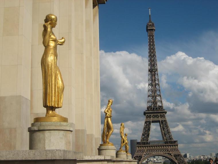 Paris, a cidade dos nossos sonhos !