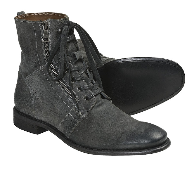 Mens Boots Zipper7