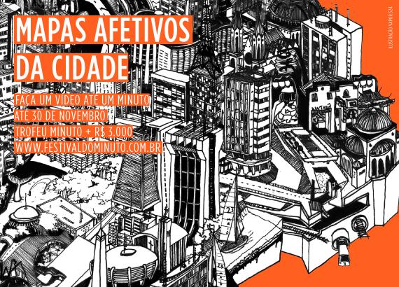 Concurso Mapas Afetivos da Cidade