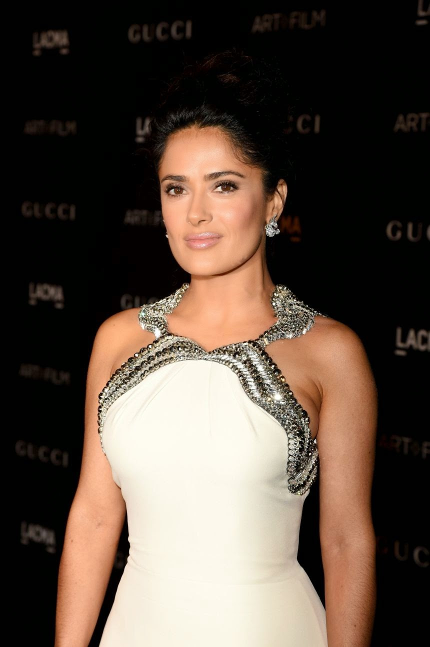 Opinion Actress salma hayek fantastic