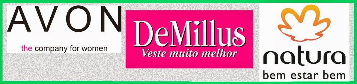 Avon - Natura - DeMillus