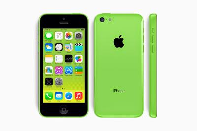 Promo iPhone 5C Mewah Harga Murah