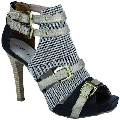 fotos novos modelos sapatos bebecê 2013