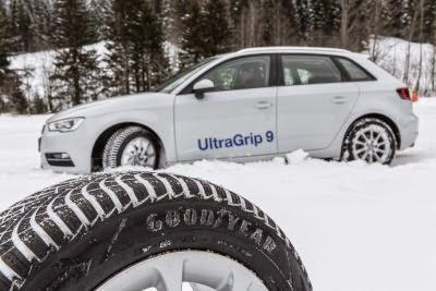 Goodyear UltraGrip 9 Performance