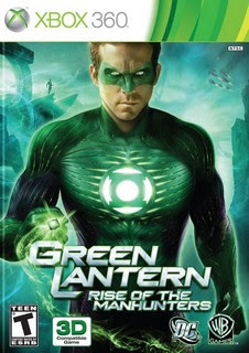 Download Green Lantern - Rise of the Manhunters | XBOX 360