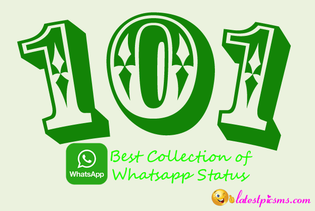 101 best collection of whatsapp status