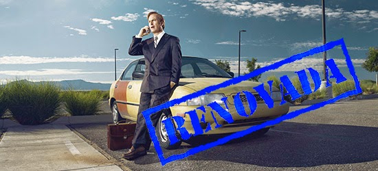 Better Call Saul (AMC): Renovada para segunda temporada