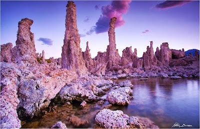 اجمل الصور المدهشة لبحيرة مونو في كاليفورنيا شمال أمريكا mono lake états-unis