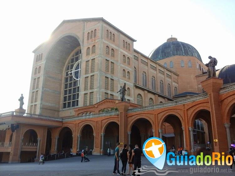 Celebração 300 anos Aparecida do Norte - Basílica de Nossa Senhora Aparecida