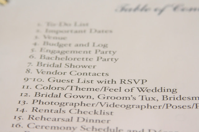Wedding Planning Checklist To Do Organizer