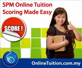 SPM Online Tuition