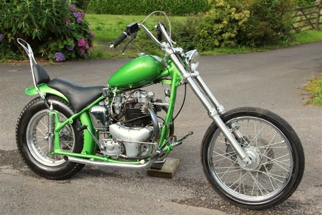 Bsa chopper for sale http www classicbikes uk co uk 2013 01