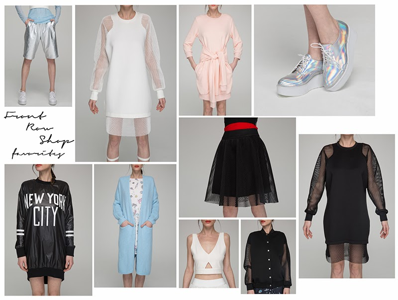 front row shop spring collection favorites