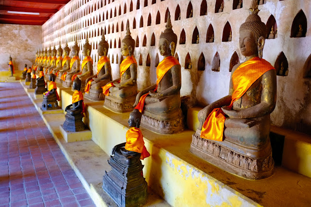 Wat Si Saket - Những điểm tham quan nổi bật ở Viên Chăn Lào