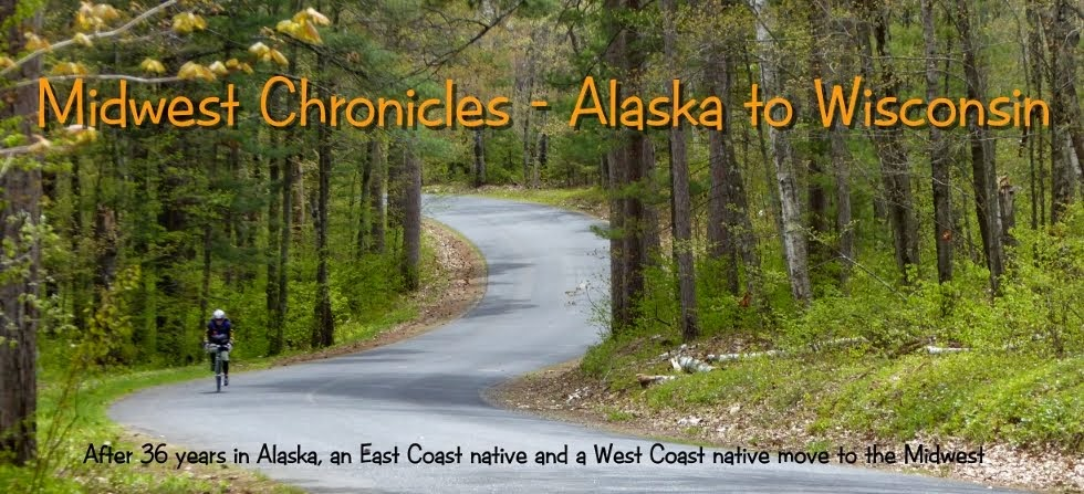 Midwest Chronicles - Alaska to Wisconsin