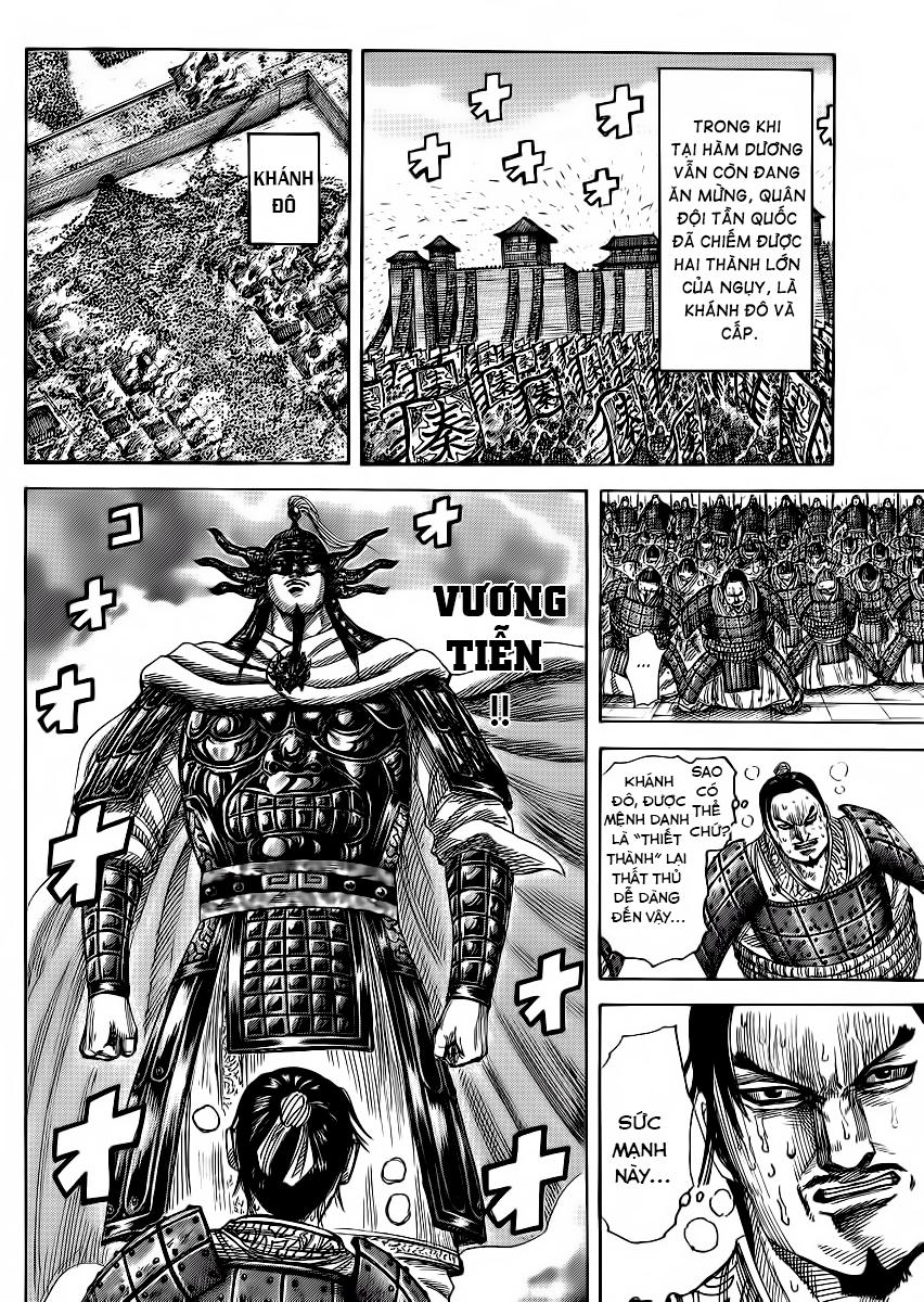 Kingdom - Vương Giả Thiên Hạ Chapter 366 page 7 - IZTruyenTranh.com