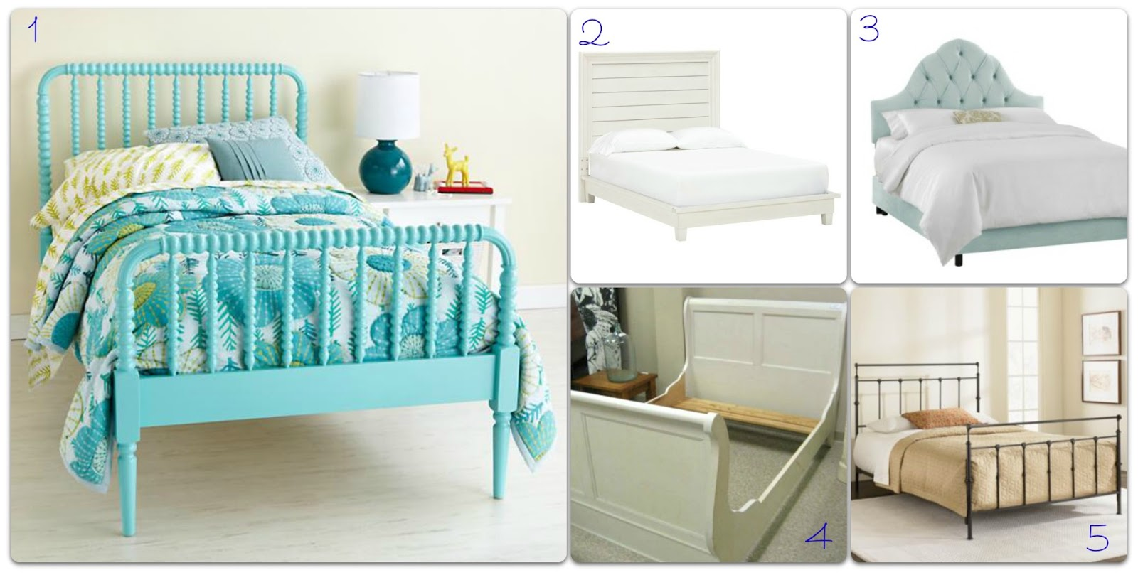 Choosing a Bed {Hello Teen}