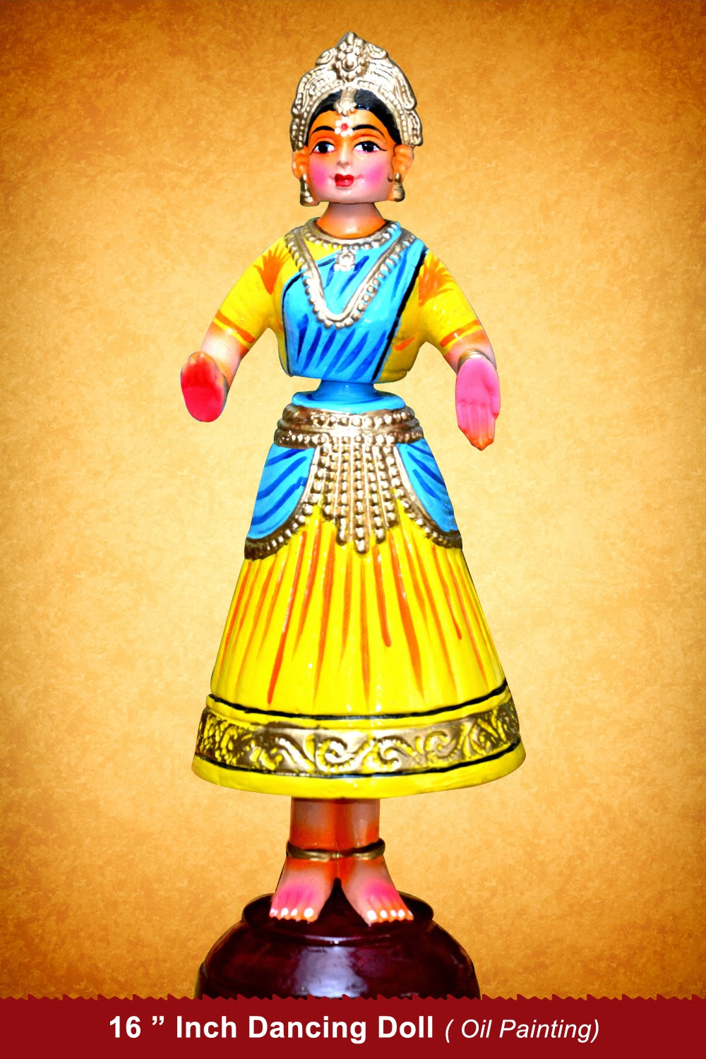 Nala arts thanjavur dancing dolls