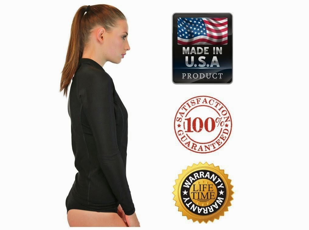 Compression Shirt For Women Review #GoddessRashGuards