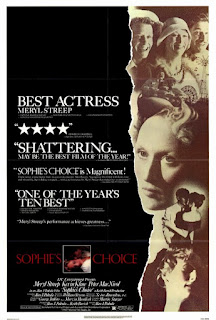 Sophie's Choice movie poster (1982)