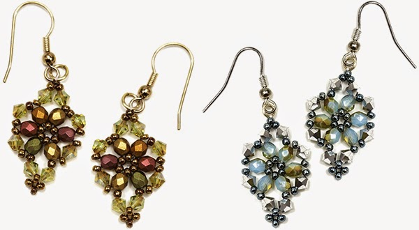 http://www.aroundthebeadingtable.com/Tutorials/VictorianEarrings.html