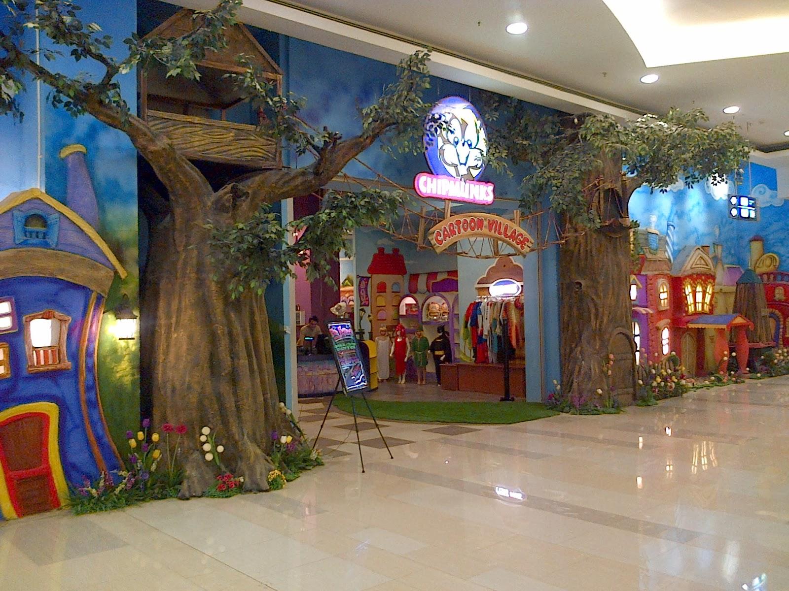 Chipmunks Playland Indonesia