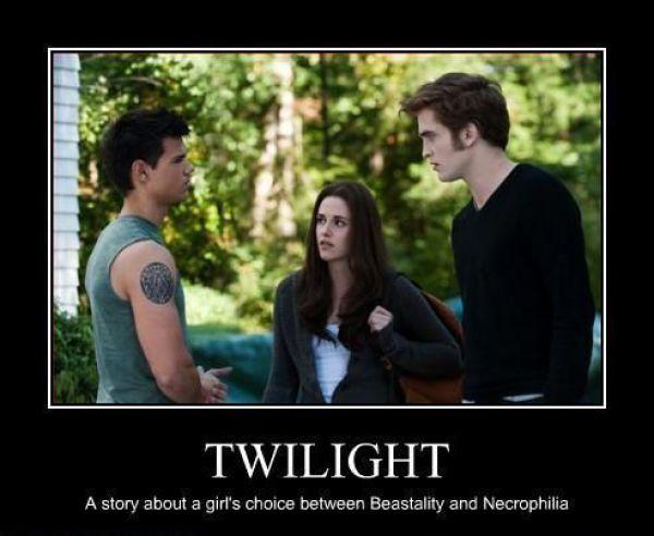Imagem engraçada de Twilight (Crepúsculo)