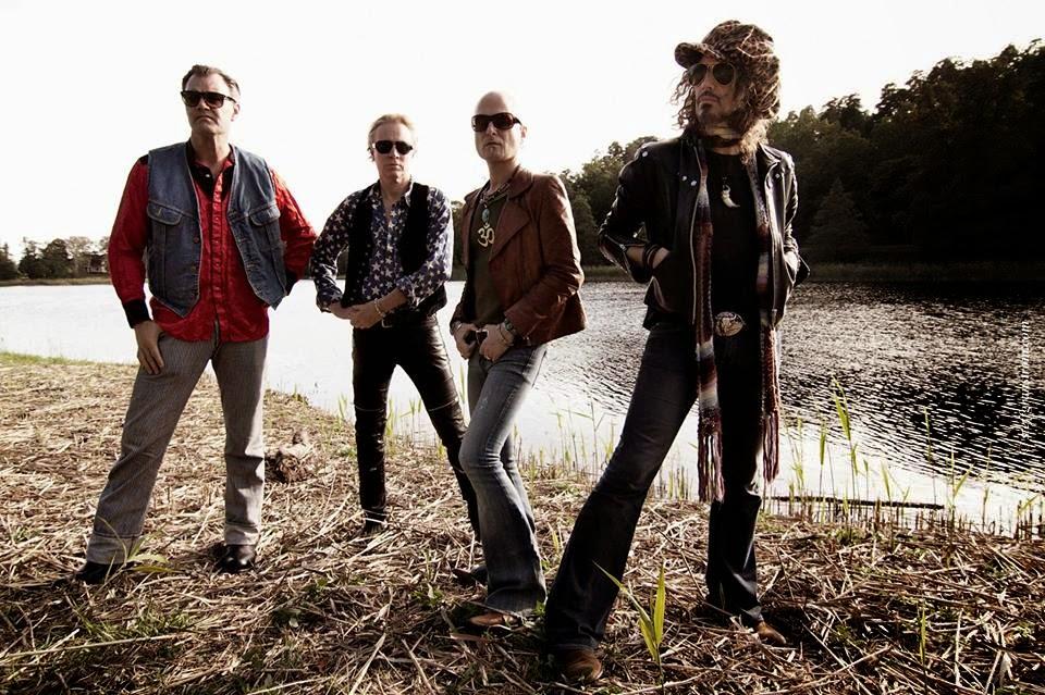 Electric Boys - band