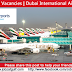 Job Vacancies   Dubai International Airport