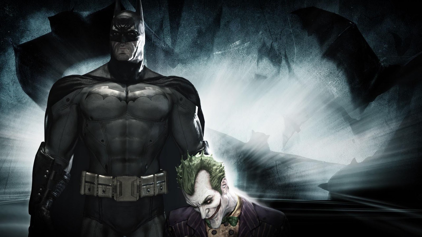 Batman and the Joker Game