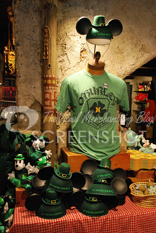 St Patricks Day Display