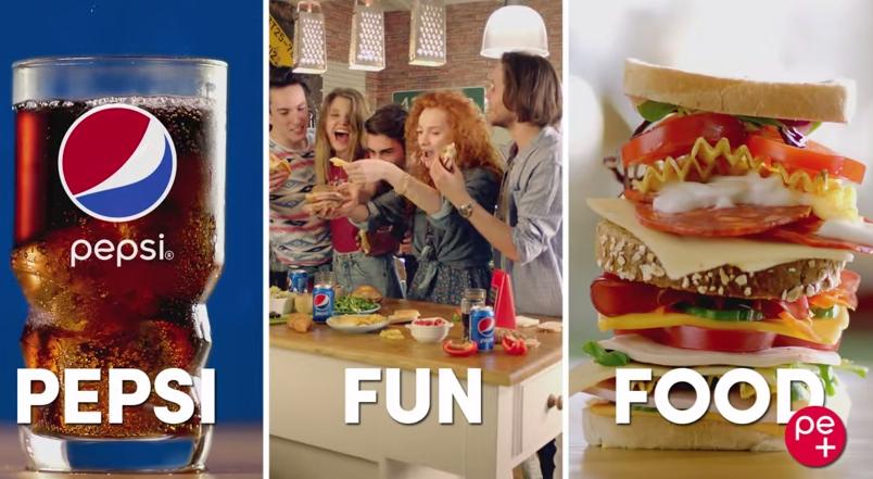 Concurs Pepsi Fun Food 2015 in Kaufland, Carrefour, Auchan si Mega Image