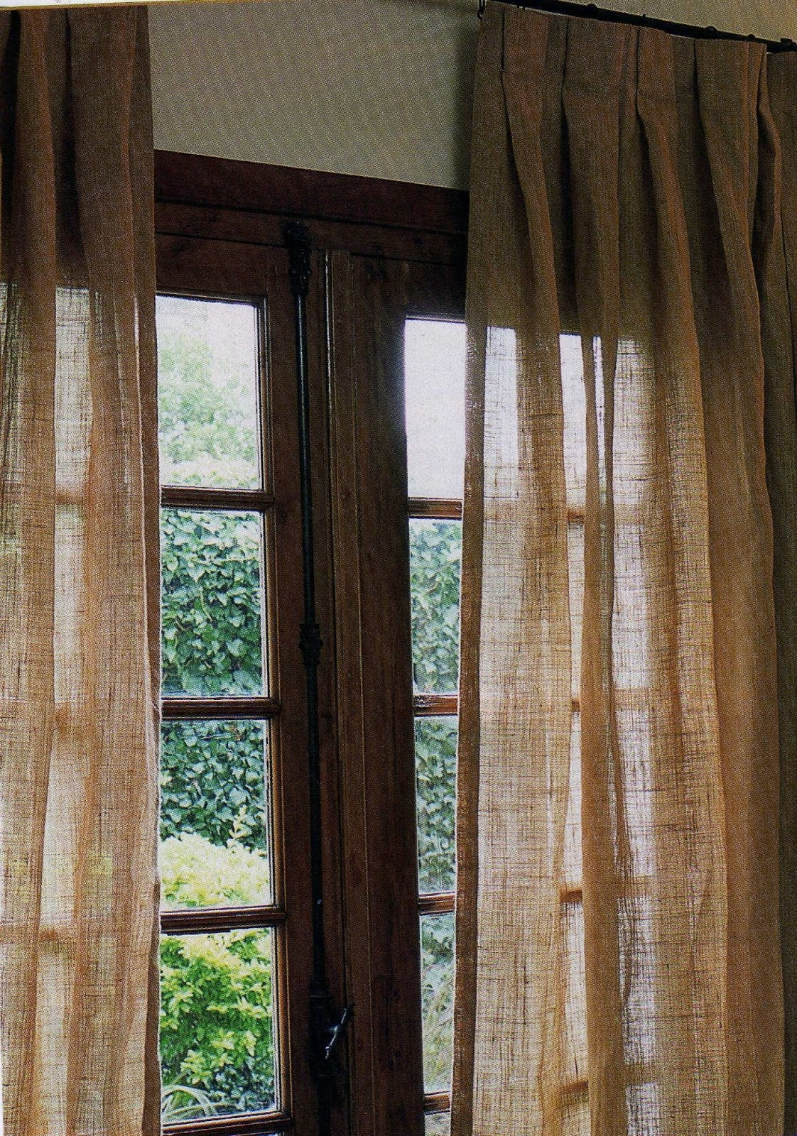 Decolive for Cortinas rusticas